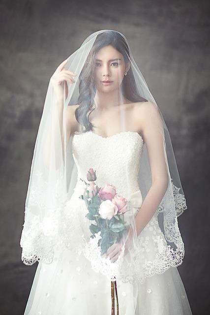 robe ivoire